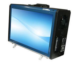 Exxact Valence VWP-289549-NVX 1x Intel Core i7/Xeon CPU portable workstation - 1x NVIDIA® TITAN GPU
