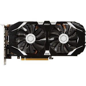MSI GTX 1060 3GT OC GeForce GTX 1060 Graphic Card - 1.54 GHz Core - 3 GB GDDR5 - PCI-E 3.0 x16
