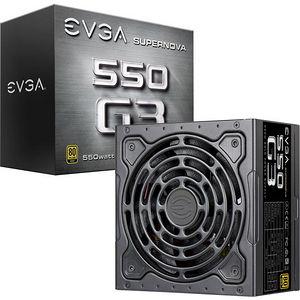 EVGA 220-G3-0550-Y1 SuperNOVA 550 G3 550W Power Supply