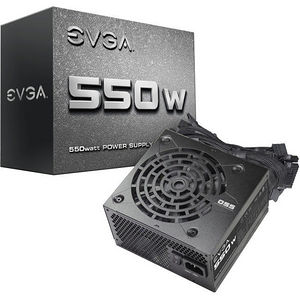 EVGA 100-N1-0550-L1 550W Power Supply