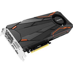 GIGABYTE GV-N1080TTOC-8GD GeForce GTX 1080 Graphic Card - 1.66 GHz Core - 8 GB GDDR5X