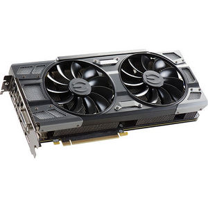 EVGA 08G-P4-6284-KR GeForce GTX 1080 Graphic Card - 1.61 GHz Core - 8 GB GDDR5X - PCI-E 3.0 x16