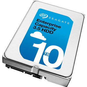 "Seagate ST10000NM0086 10TB SATA 6Gb/s 7200RPM 3.5"" 256MB Cache Enterprise HDD"