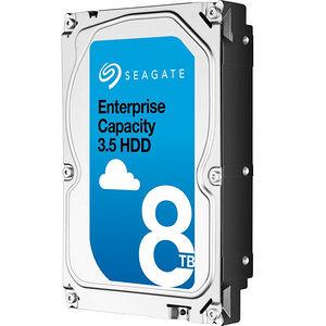 "Seagate ST8000NM0115 8 TB Hard Drive - SATA (SATA/600) - 3.5"" Drive - Internal"