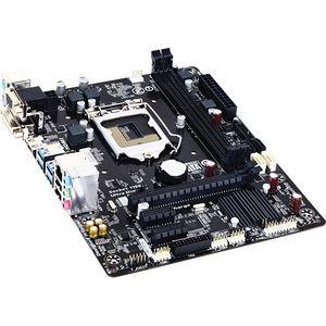 GIGABYTE GA-H81M-S2H GSM Ultra Durable Desktop Motherboard - Intel H81 Chipset - Socket H3 LGA-1150
