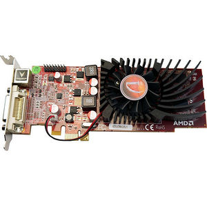 VisionTek 900308 Radeon HD 4350 Graphic Card - 600 MHz Core - 512 MB DDR2 SDRAM - Low-profile