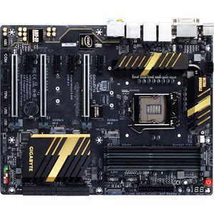 GIGABYTE GA-Z170X-UD5 Ultra Durable Desktop Motherboard - Intel Z170 Chipset - Socket H4 LGA-1151