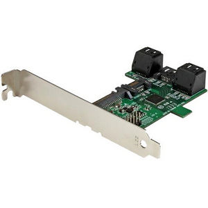 StarTech ST521PMINT Port multiplier controller card - 5-port SATA to single SATA III