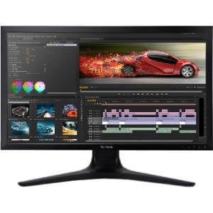 "ViewSonic VP2780-4K Professional 27"" LED LCD Monitor - 16:9 - 4.60 ms"