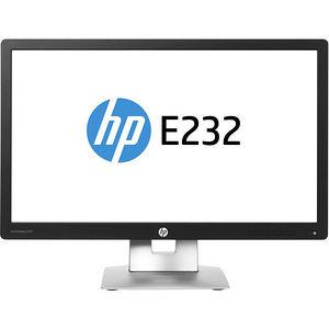"HP M1N98AA#ABA Business E232 23"" LED LCD Monitor - 16:9 - 7 ms"