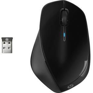 HP H2W16AA#ABC X4500 Wireless (Black) Mouse