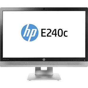 "HP M1P00AA#ABA Business E240c 23.8"" LED LCD Monitor - 16:9 - 7 ms"