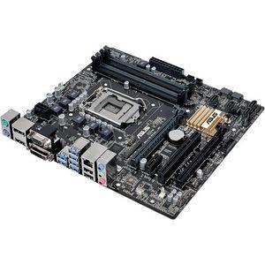 ASUS Q170M-C/CSM Desktop Motherboard - Intel Chipset - Socket H4 LGA-1151