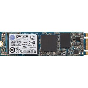Kingston SM2280S3G2/240G SSDNow 240 GB Solid State Drive - SATA (SATA/600) - Internal - M.2 2280