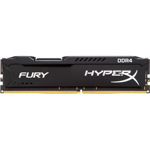 Kingston HX424C15FBK4/64 HyperX Fury 64GB DDR4 SDRAM Memory Module