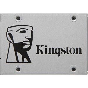 "Kingston SUV400S37/120G SSDNow UV400 120 GB Solid State Drive - SATA/600 - 2.5"" Drive - Internal"