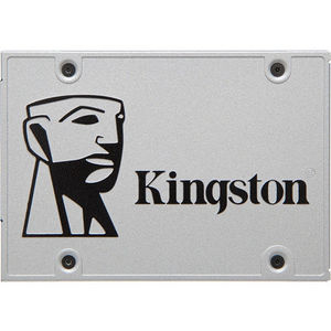 "Kingston SUV400S37/480G SSDNow UV400 480 GB Solid State Drive - SATA/600 - 2.5"" Drive - Internal"
