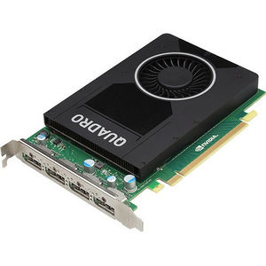 PNY VCQM2000-PB Quadro M2000 Graphic Card - 4 GB GDDR5 - PCI Express 3.0 x16 - Single Slot
