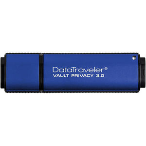 Kingston DTVP30DM/32GB 32GB DataTraveler Vault Privacy 3.0 USB 3.0 Flash Drive