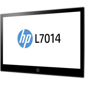 "HP T6N31A8#ABA L7014 14"" LED LCD Monitor - 16:9 - 16 ms"