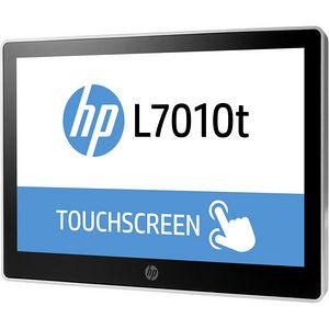 "HP T6N30AA#ABA L7010t 10.1"" LCD Touchscreen Monitor - 16:9 - 30 ms"