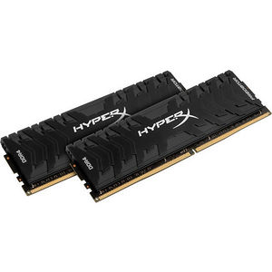 Kingston HX432C16PB3K2/16 Predator Memory Black - 16GB Kit (2x8GB) DDR4 3200MHz Intel XMP CL16 DIMM