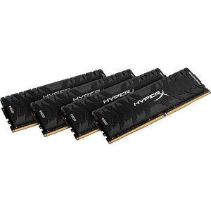 Kingston HX430C15PB3K4/32 Predator Memory Black - 32GB Kit (4x8GB) DDR4 3000MHz Intel XMP CL15 DIMM