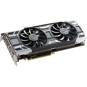 EVGA 08G-P4-6183-KR GeForce GTX 1080 Graphic Card - 1.71 GHz Core - 8 GB GDDR5X - PCIE 3.0 x16