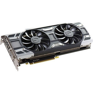 EVGA 08G-P4-6181-KR GeForce GTX 1080 Graphic Card - 1.61 GHz Core - 8 GB GDDR5X - PCIE 3.0 x16