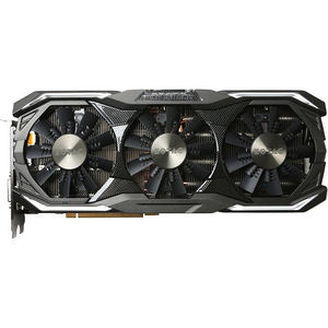 ZOTAC ZT-P10700B-10P GeForce GTX 1070 Graphic Card - 1.63 GHz Core - 8 GB GDDR5 - PCI-E 3.0