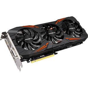GIGABYTE GV-N1070G1 GAMING-8GD GeForce GTX 1070 Graphic Card 8 GB GDDR5 - PCIE 3.0 x16
