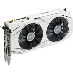 ASUS DUAL-GTX1070-8G GeForce GTX 1070 Graphic Card - 1.53 GHz Core - 8 GB GDDR5 - PCIE 3.0