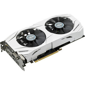 ASUS DUAL-GTX1070-O8G GeForce GTX 1070 Graphic Card - 1.58 GHz Core - 8 GB GDDR5 - PCIE 3.0