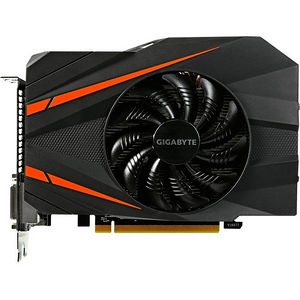 GIGABYTE GV-N1060IXOC-6GD GeForce GTX 1060 Graphic Card - 1.56 GHz Core - 6 GB GDDR5 - PCIE 3.0 x16