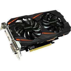 GIGABYTE GV-N1060WF2OC-3GD GeForce GTX 1060 Graphic Card - 1.58 GHz Core - 3GB GDDR5 - PCIE 3.0 x16