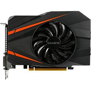 GIGABYTE GV-N1060IXOC-3GD GeForce GTX 1060 Graphic Card - 1.56 GHz Core - 3 GB GDDR5 - PCIE 3.0 x16