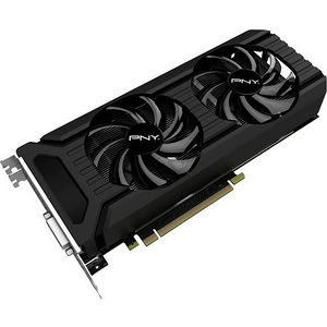 PNY VCGGTX10603PB GeForce GTX 1060 Graphic Card - 3 GB GDDR5 - PCI-E 3.0 x16