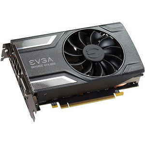 EVGA 03G-P4-6162-KR GeForce GTX 1060 Graphic Card - 1.61 GHz Core - 3 GB GDDR5 - PCIE 3.0 x16