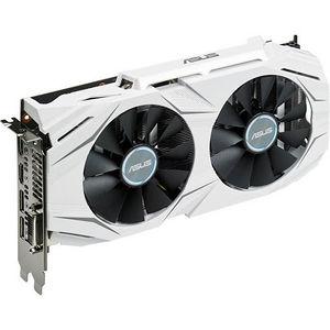 ASUS DUAL-GTX1060-O3G GeForce GTX1060 Graphic Card - 1.59 GHz Core - 3 GB GDDR5 - PCIE 3.0