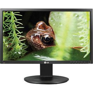 "LG 22MB35V-I 22"" Full HD LED LCD Monitor - 16:9 - Textured Black"