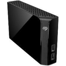 Seagate STEL6000100 Backup Plus Hub 6 TB External Hard Drive - Desktop