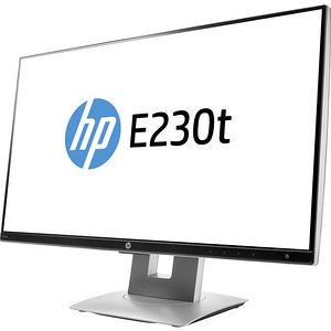 "HP W2Z50AA#ABA Business E230t 23"" LCD Touchscreen Monitor - 16:9 - 5 ms"