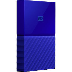 WD WDBYFT0030BBL-WESN My Passport 3 TB External Hard Drive