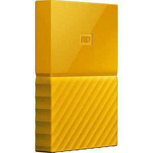 WD WDBYFT0020BYL-WESN My Passport 2 TB External Hard Drive