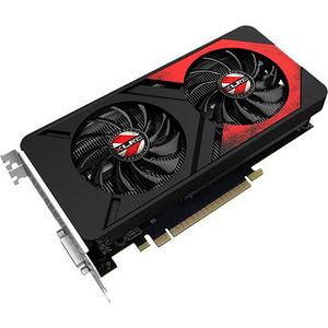 PNY VCGGTX1050T4XGPB-OC GeForce GTX 1050 Ti Graphic Card - 1.37 GHz Core - 4 GB GDDR5 - Dual Slot