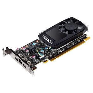 PNY VCQP400-PB Quadro P400 Graphic Card-2 GB GDDR5-PCIe-Single Slot