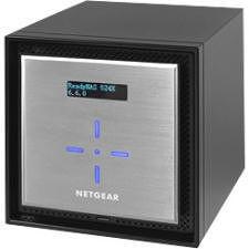 NETGEAR RN524XE3-100NES ReadyNAS 524X Premium Performance Business Data Storage