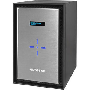 NETGEAR RN628XE3-100NES ReadyNAS 628X Ultimate performance Business Data Storage