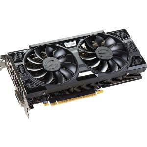 EVGA 04G-P4-6255-KR GeForce GTX 1050 Ti Graphic Card - 1.37 GHz Core - 4 GB GDDR5 - PCIE 3.0 x16