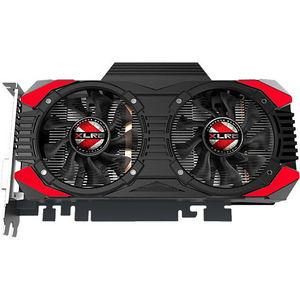 PNY VCGGTX10606XGPB-OC GeForce GTX 1060 Graphic Card - 1.58 GHz Core - 6 GB GDDR5 - PCI-E 3.0 x16